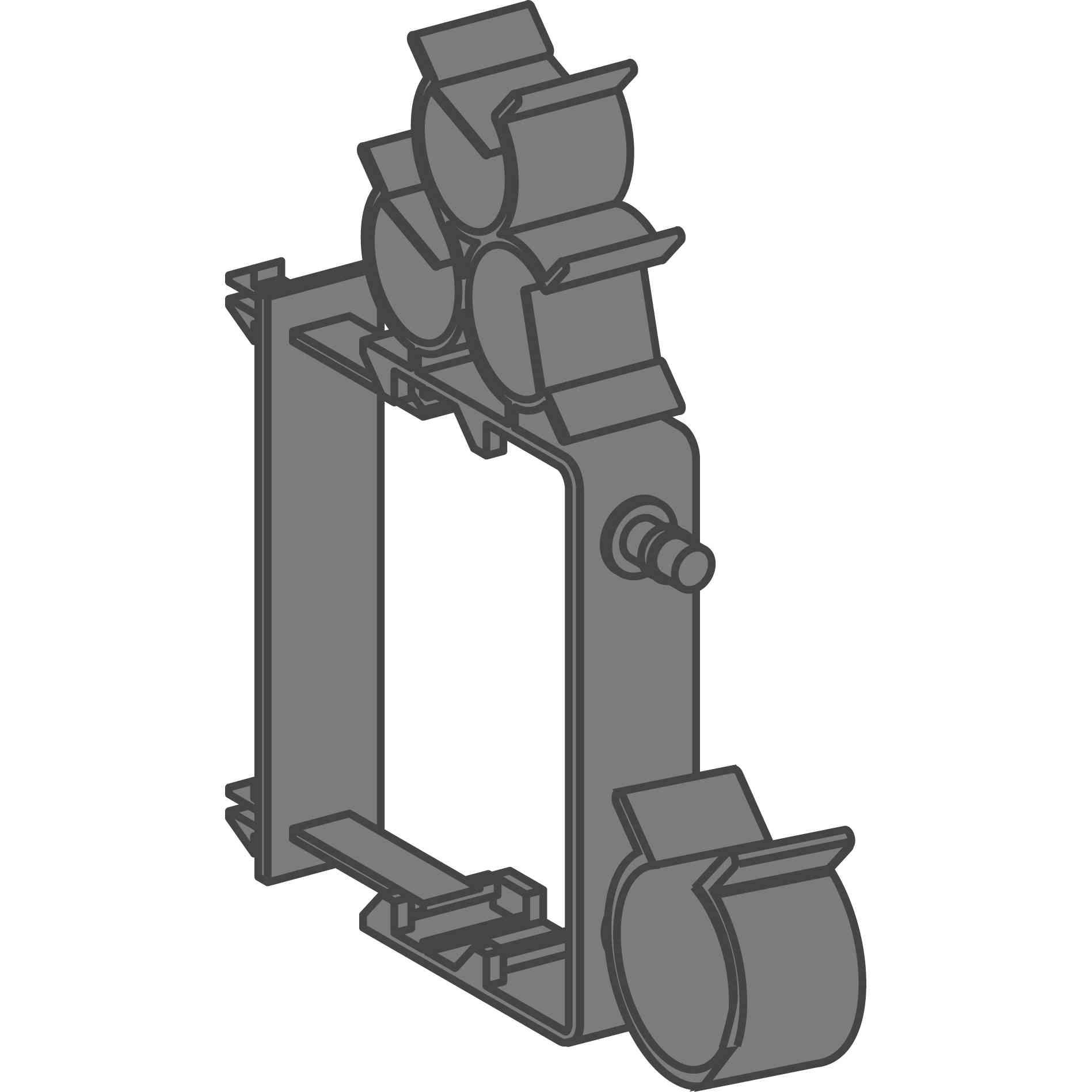 Canalis - kabelska konzola za bližnje tokokroge