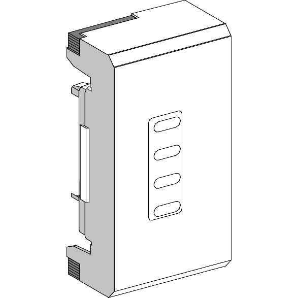 Canalis - enota prenapetostne zaščite za var. BS88 - A1 - 16 A - L + N + PE