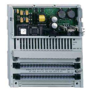 Distribuiran analogni/diskretni I/O - 4 I / 8 O diskretni - 6 I / 4 O analogni