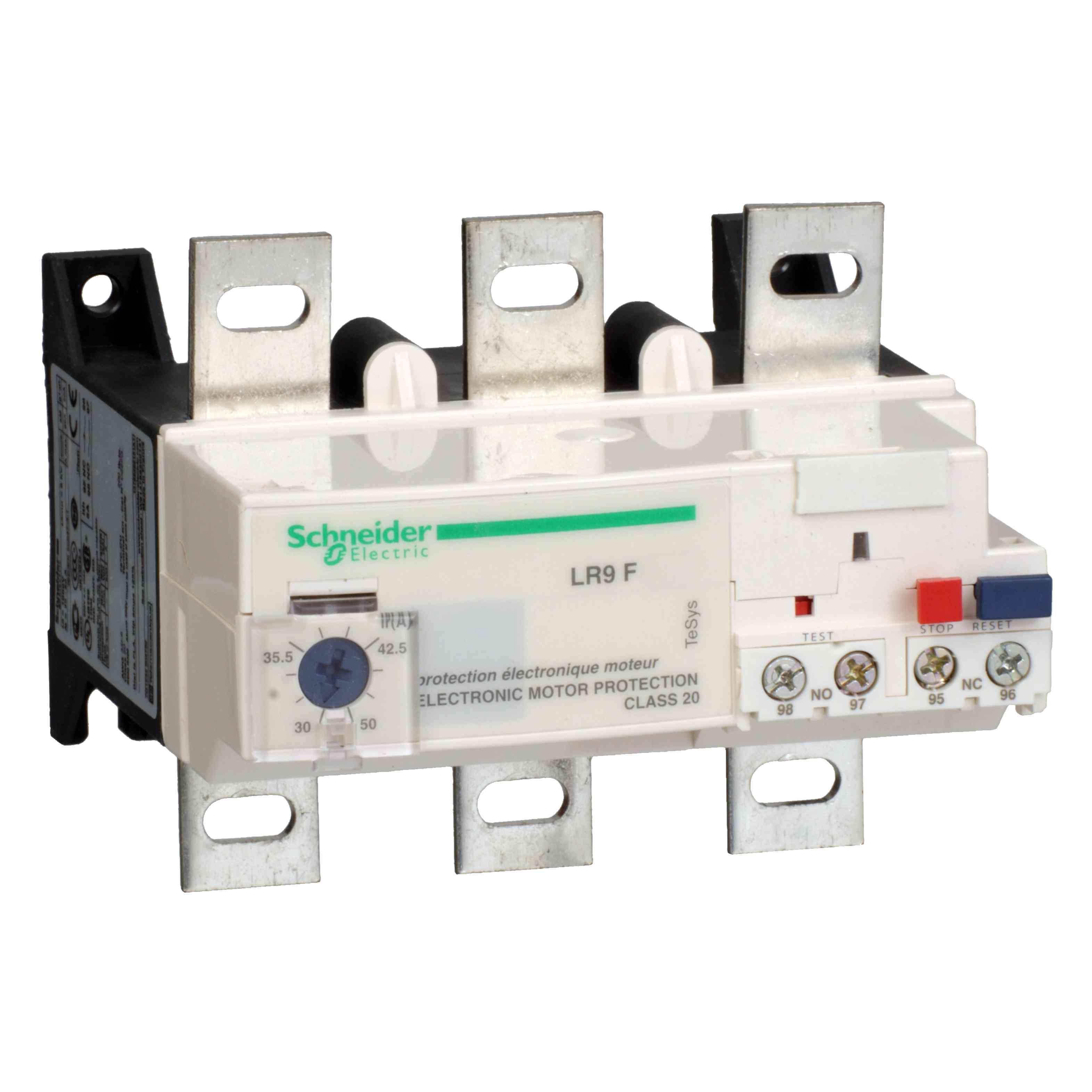 TeSys LRF - elektronski termični preobrem. releji - 60 do 100 A - razred 20
