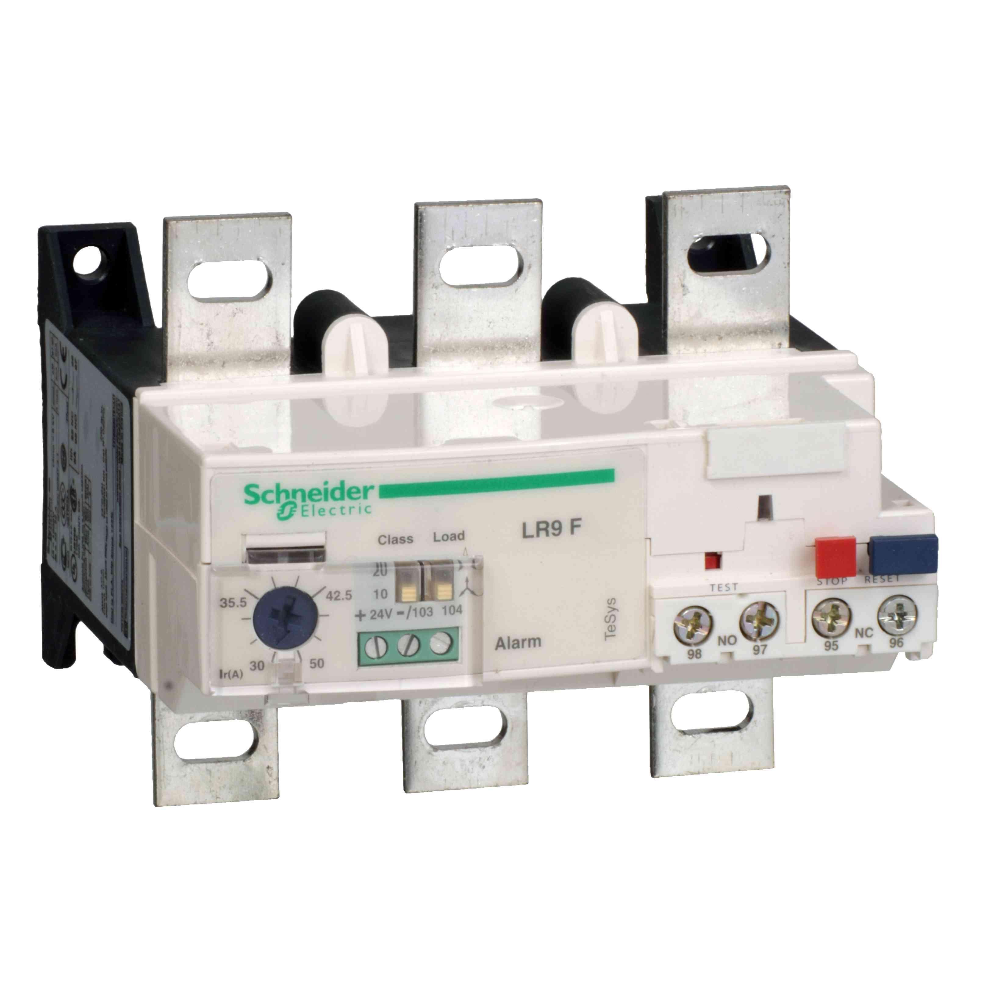 TeSys LRF - elektronski termični preobrem. releji - 30 do 50 A - razred 10/20