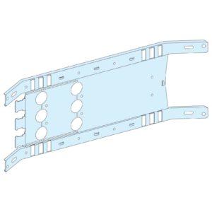 Montažna plošča vigi NSX/CVS preklop - 3P 630 A vodoravna širine 650