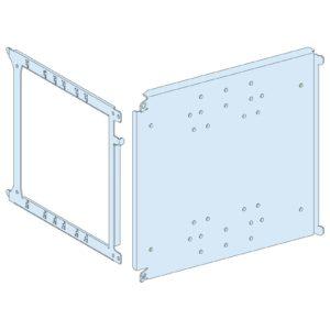 Montažna plošča za NS fiksna - 3P/4P 1600 A navp. širine 400
