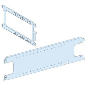 Montažna plošča za EZC fiksna - 1P/3P/4P 100 A navp. širine 650