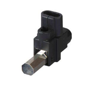 Distribucijski priključki za 3 kable - 3 v kompletu
