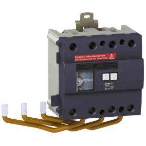 Compact Vigi MH ozeml. modul  - 0,03 do 10 A - 220 do 440 V - 3 poli 3d - r. A