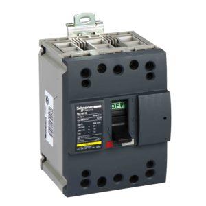 Odklopnik NG160E - TMD - 50 A - 3 poli 3d