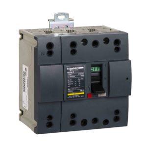 Odklopnik NG160E - TMD - 160 A - 4 poli 4d
