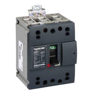 Odklopnik NG160N - TMD - 32 A - 3 poli 3d
