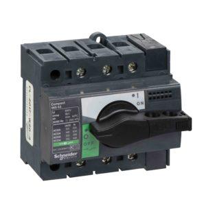 Ločilno stikalo Compact INS63 - 3 poli - 63 A