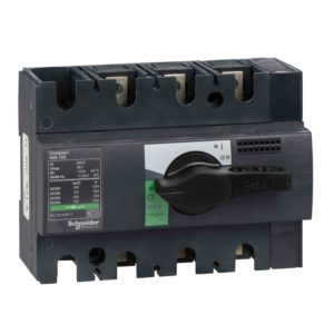 Ločilno stikalo Compact INS125 - 3 poli - 125 A