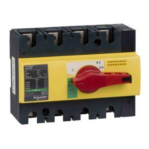 Ločilno stikalo Compact INS125 - 4 poli - 125 A