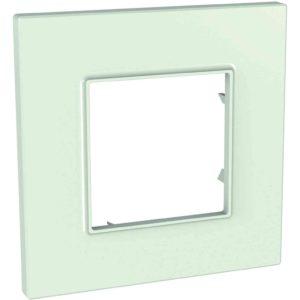 Unica Quadro - dekorativni okvir - 1 odprtina - urbano zelen