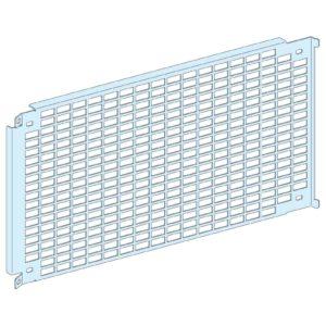 Univerzalna montažna plošča z režami, 6 modulov