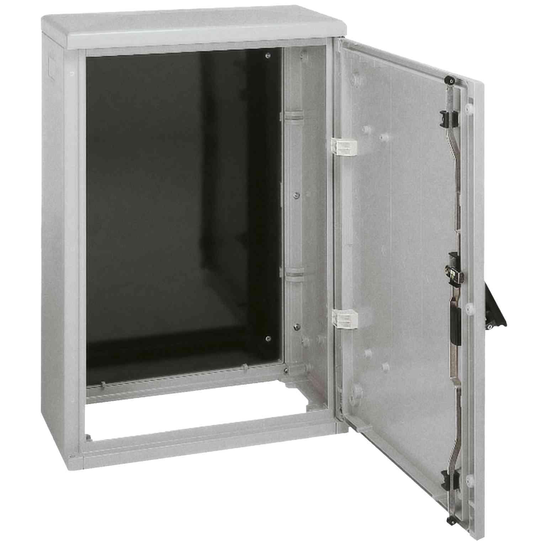 Bakelitna izolacijska montažna plošča za omaro PLD W590 - V 720 x Š 481 mm