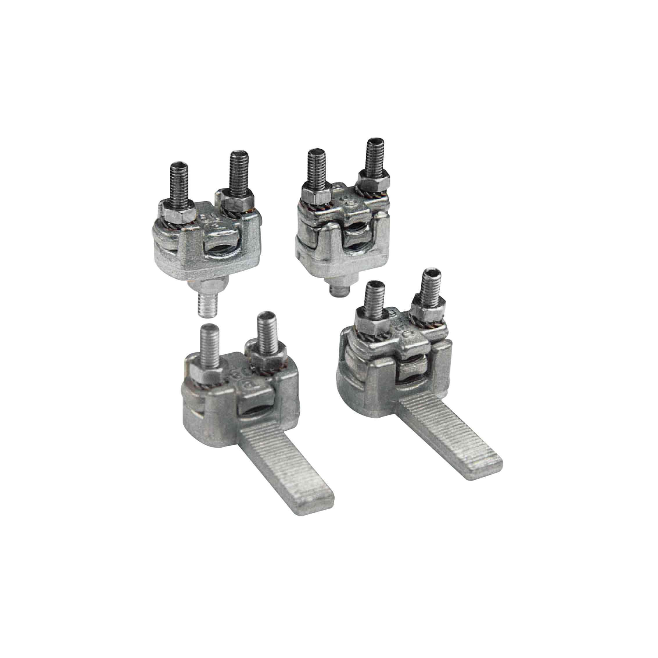 Bimetalni priključki, glavni presek in presek spoja 10 do 95 mm²