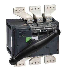 Vidno odklopno ločilno stikalo Compact INV2500 - 2500 A - 3 poli