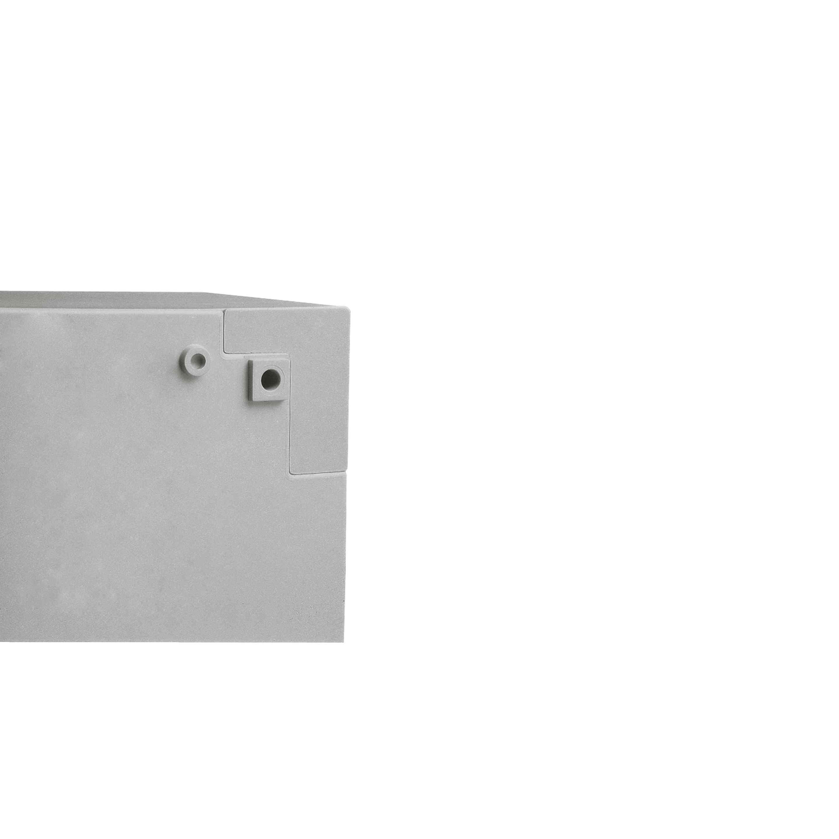 Termoplastična pokrivna kotna plošča za PLM43 in 54