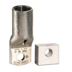 8 držal z zatiči - za bakreni kabel 300 mm2 - za Masterpact NT NS630b do 1600
