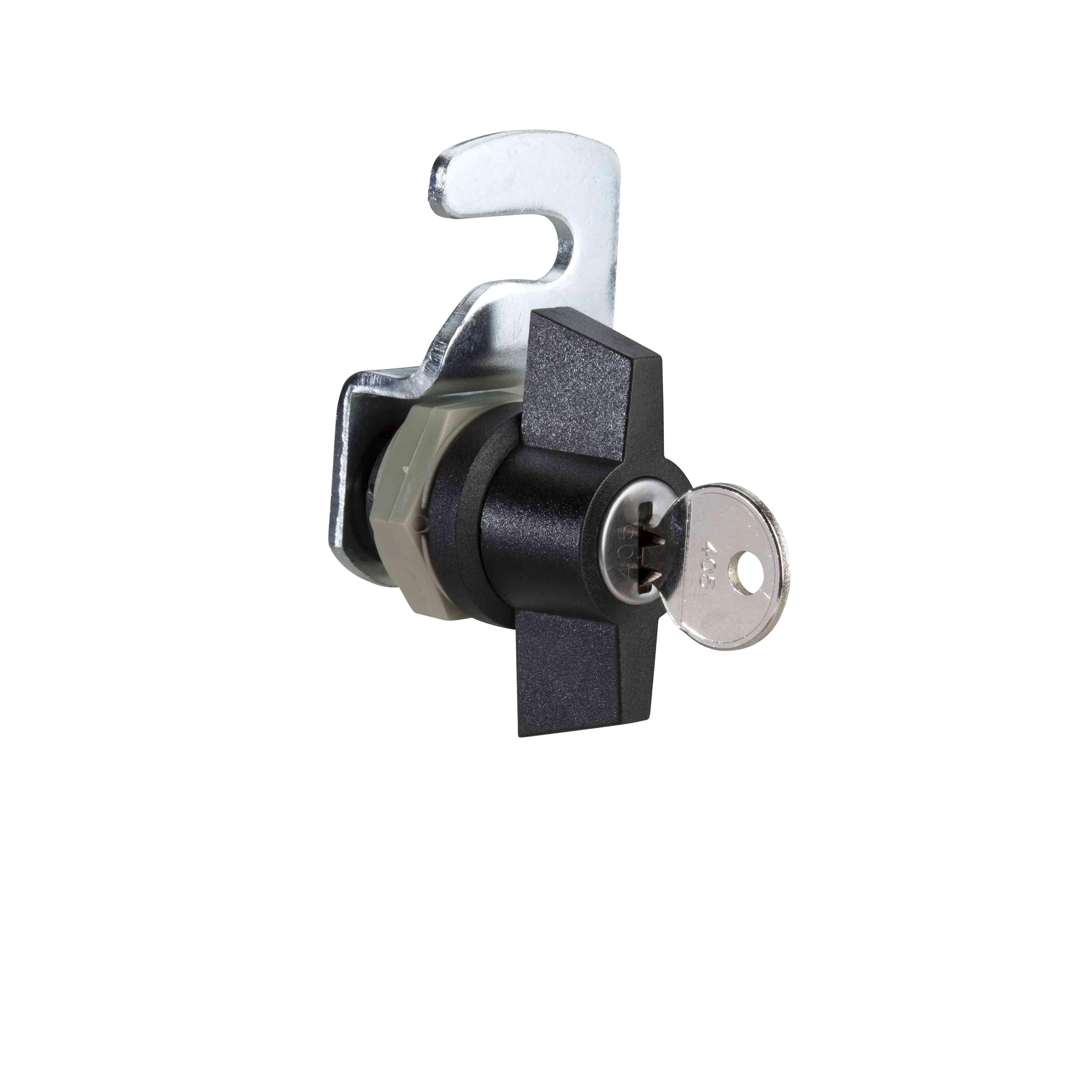 Naprava za stransko zaklepanje za omaro PLS s ključem 405