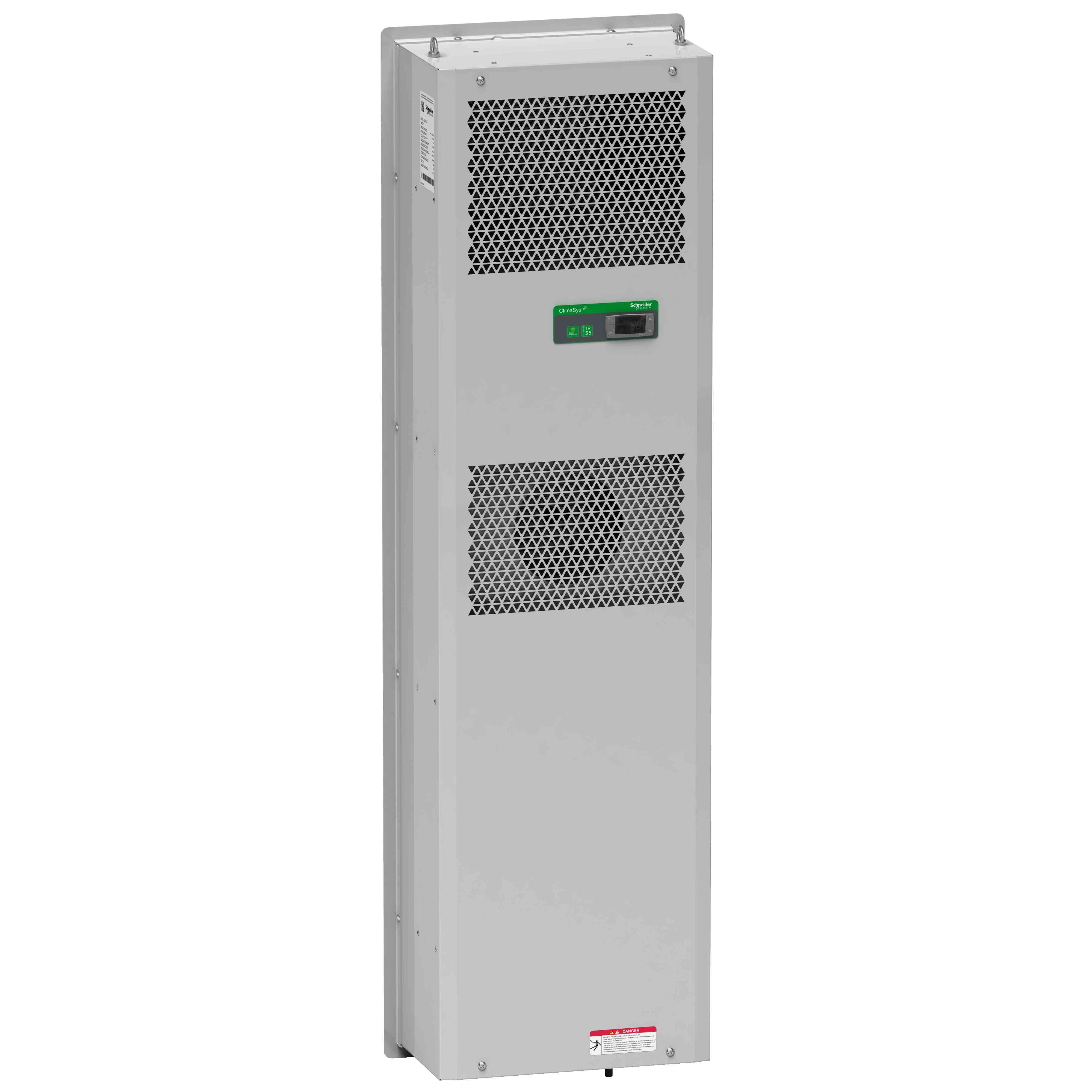 Blok s tanko notranjo hladilno enoto ClimaSys - 2500 W pri 460 V - UL