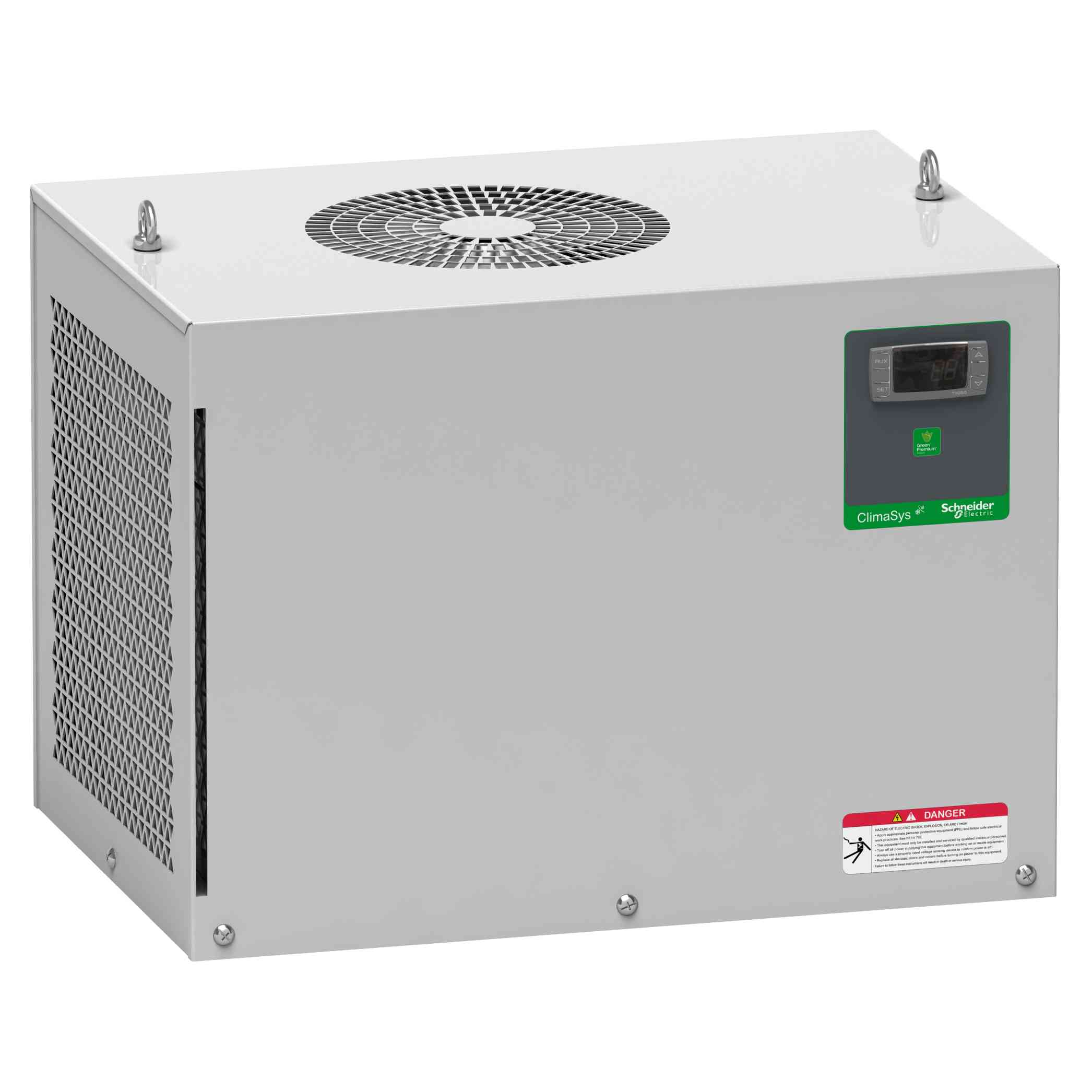 Standardna hladilna enota ClimaSys na vrhu omare - 1150 W pri 230 V