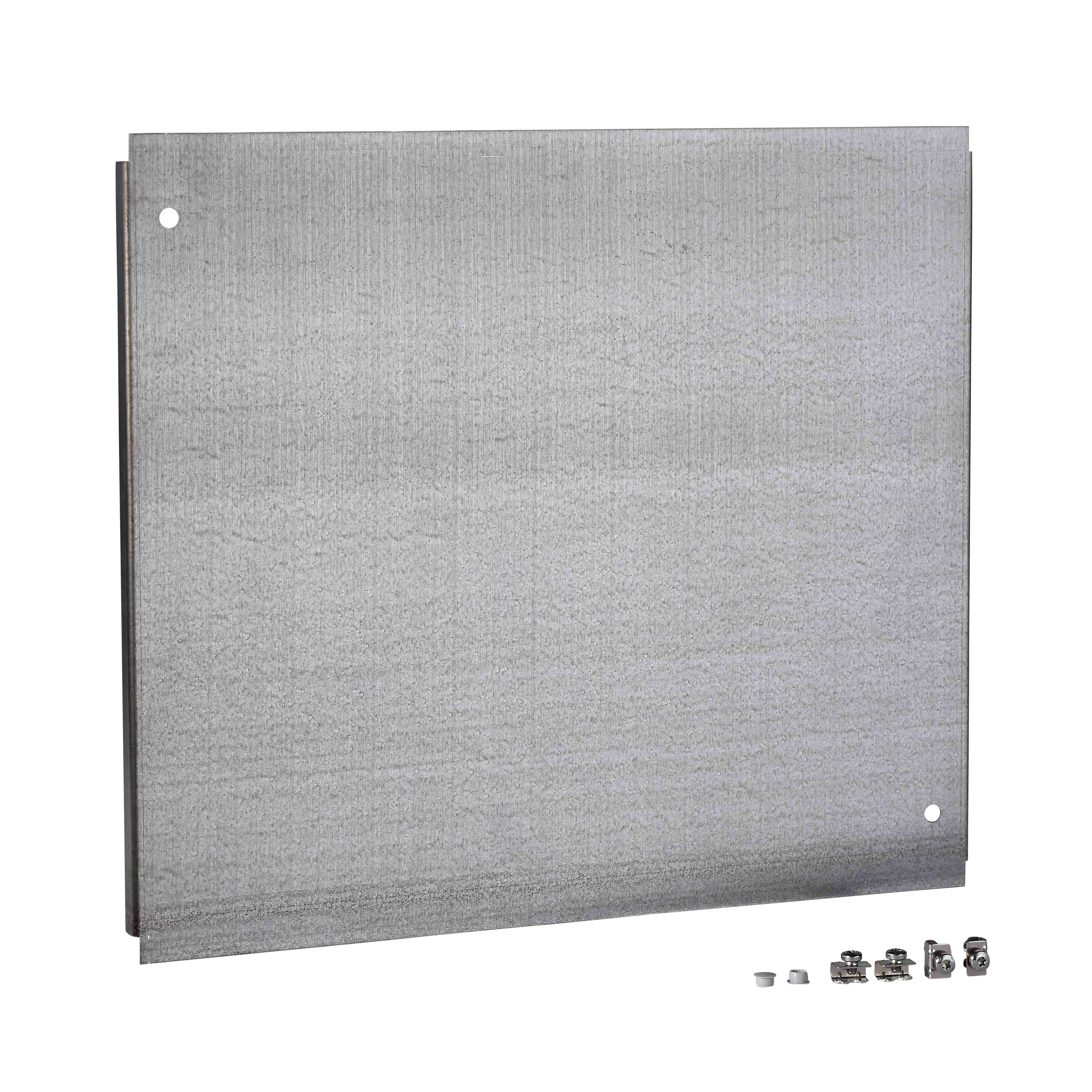 Spacial SF navadna plošča kab. uvodnice - pritr. s sponkami - 1000 x 400 mm