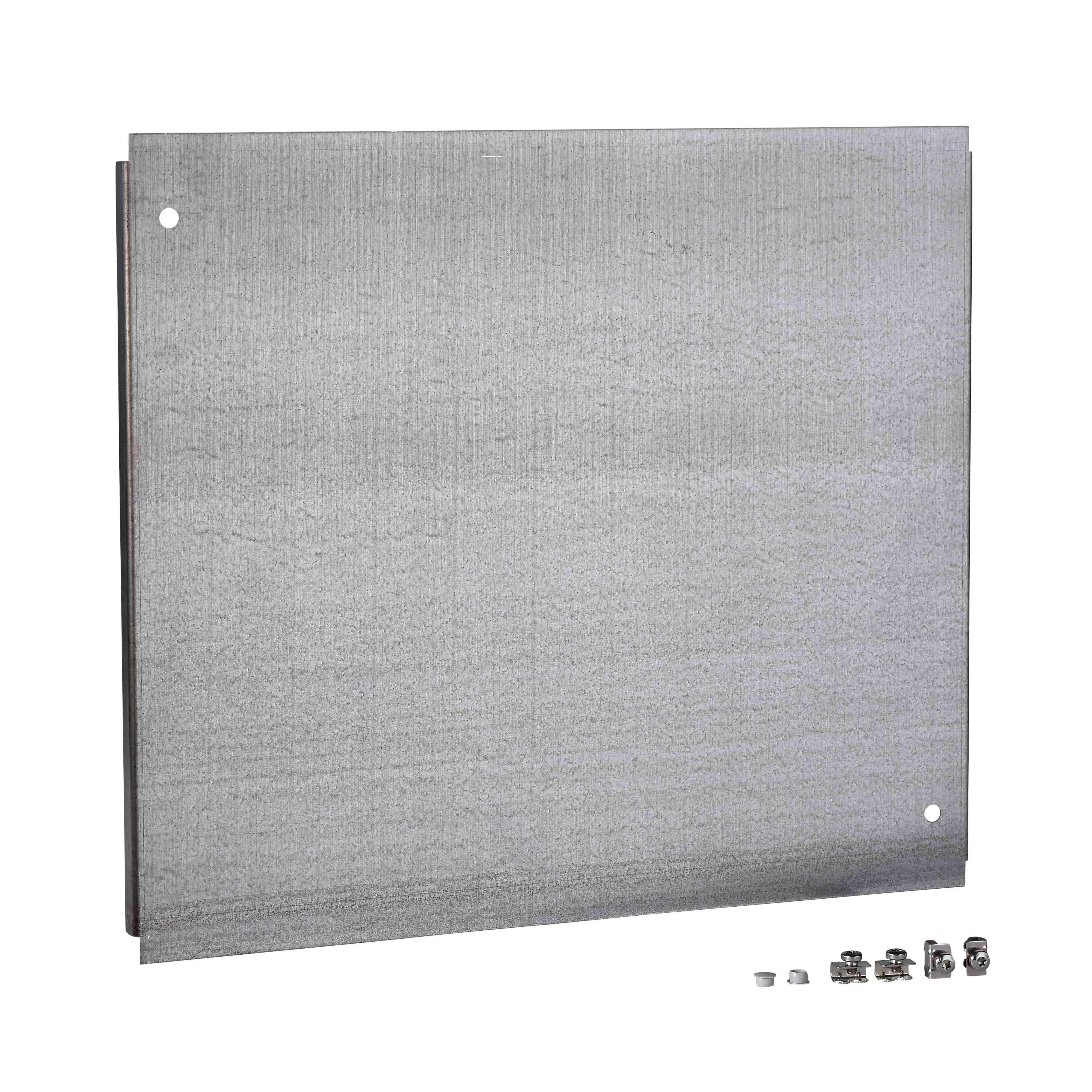 Spacial SF navadna plošča kab. uvodnice - pritr. s sponkami - 1600 x 500 mm