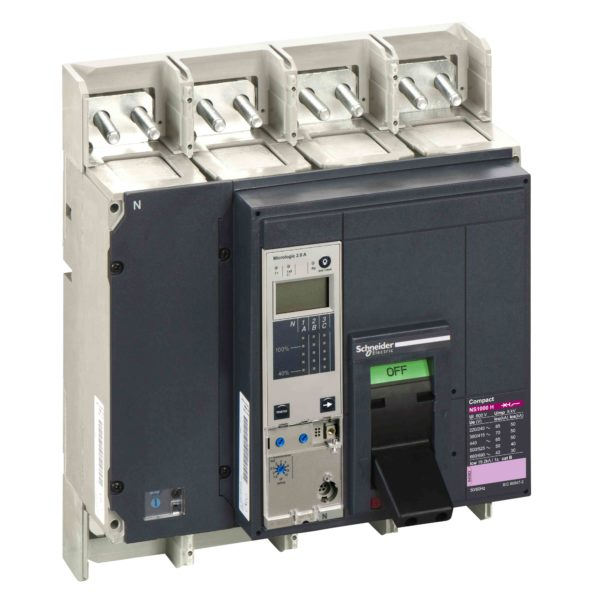 Odklopnik Compact NS1000H - Micrologic 2.0 A - 1000 A - 4 poli 4t