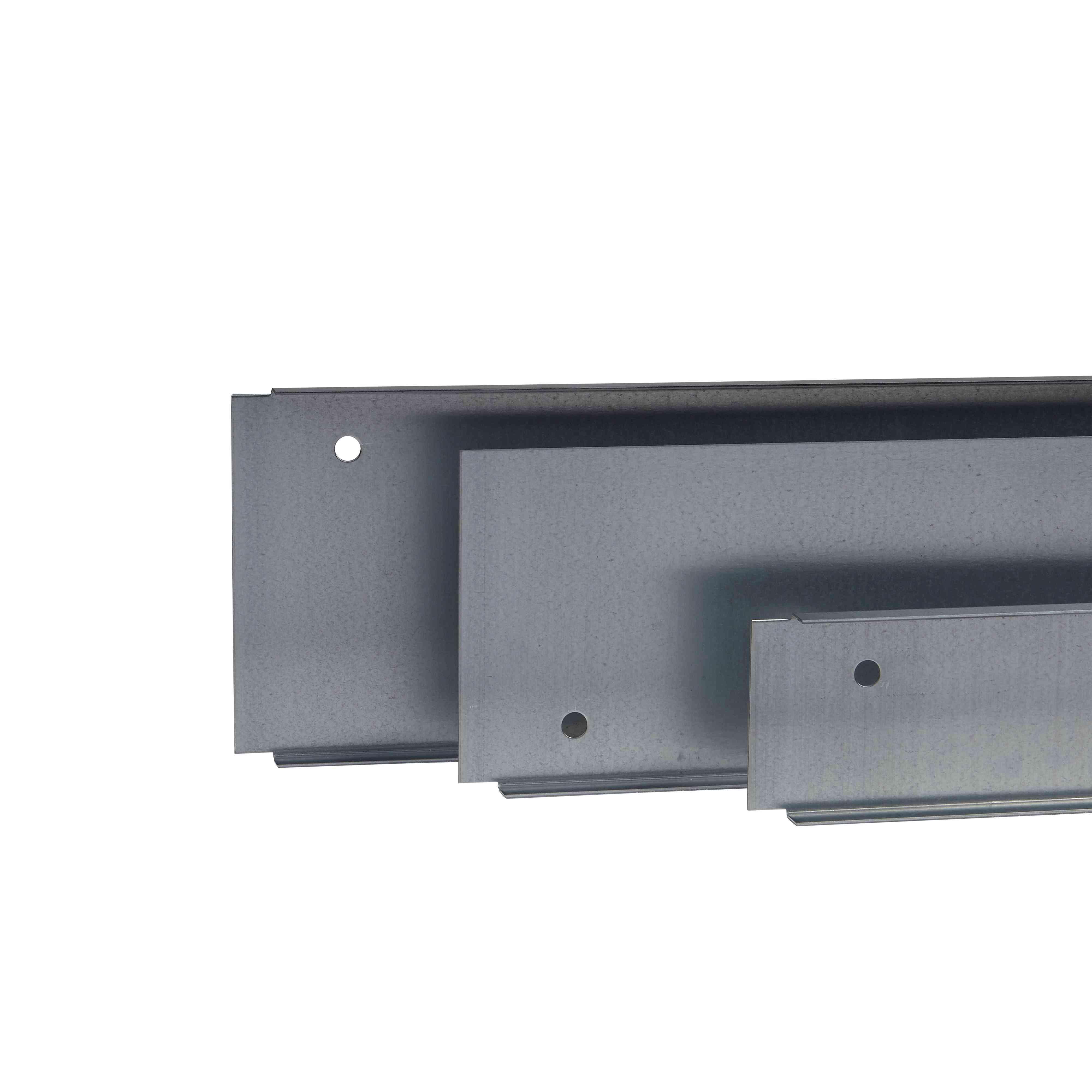 Spacial SF plošča kab. uvodnice z 2 vh. - pritr. s sponkami - 400 x 600 mm
