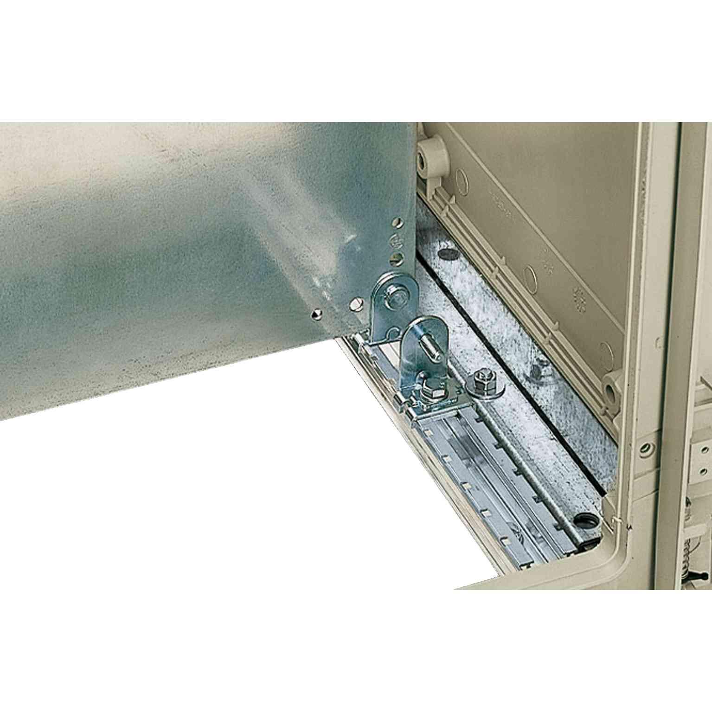 Komplet 4 nosilcev za dodatno podporo montažne plošče na koračnih drsnikih