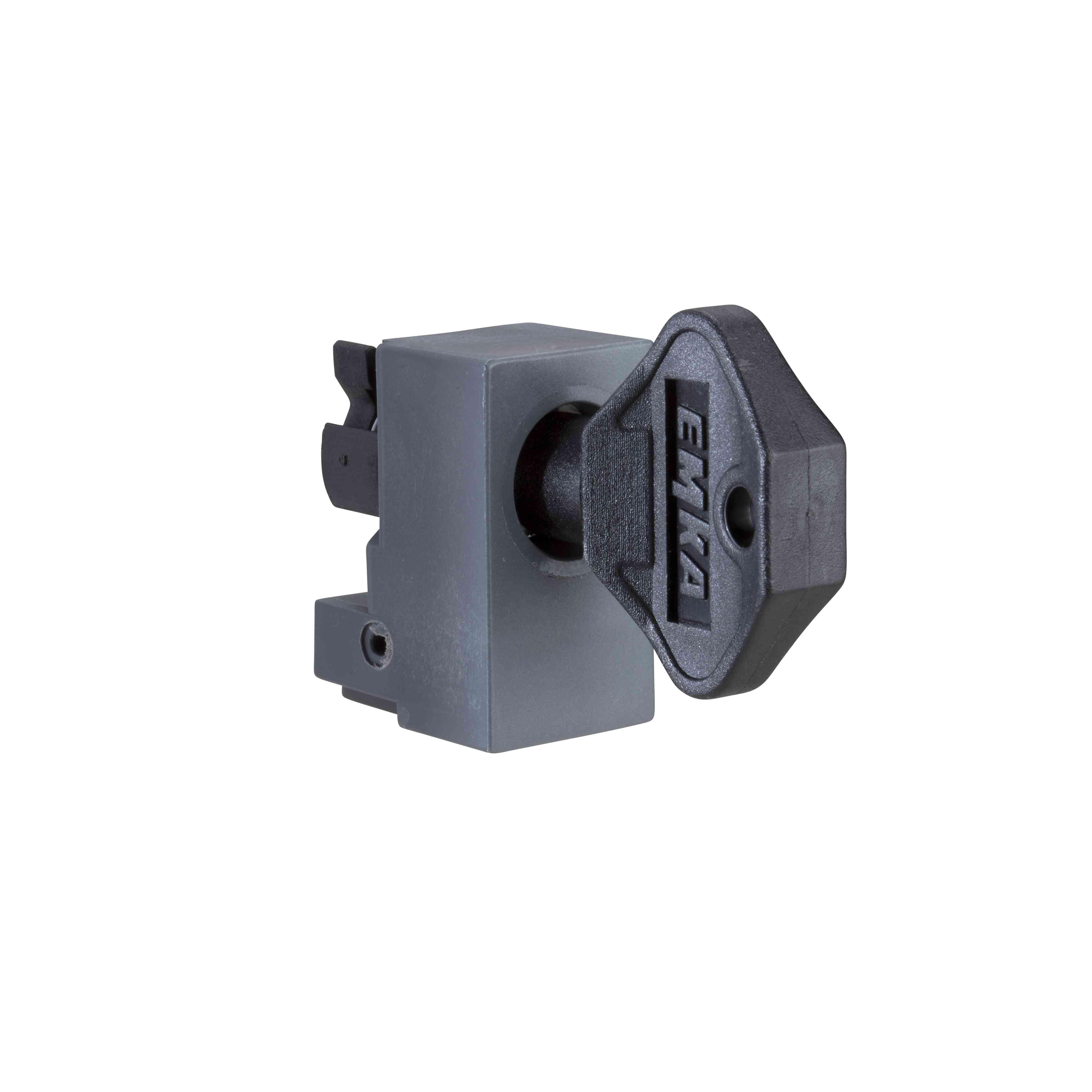 Oblikovan vložek - 8-mm trikotni vložek za ključavnico
