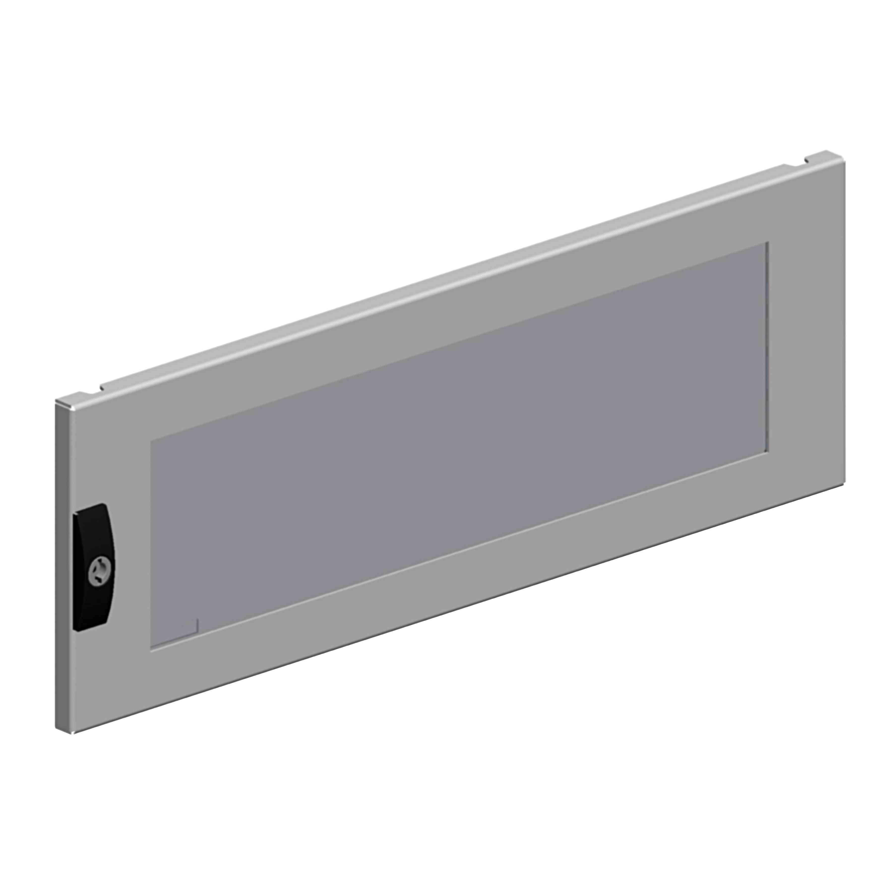 Spacial SF prosojna vrata - 800 x 800 mm
