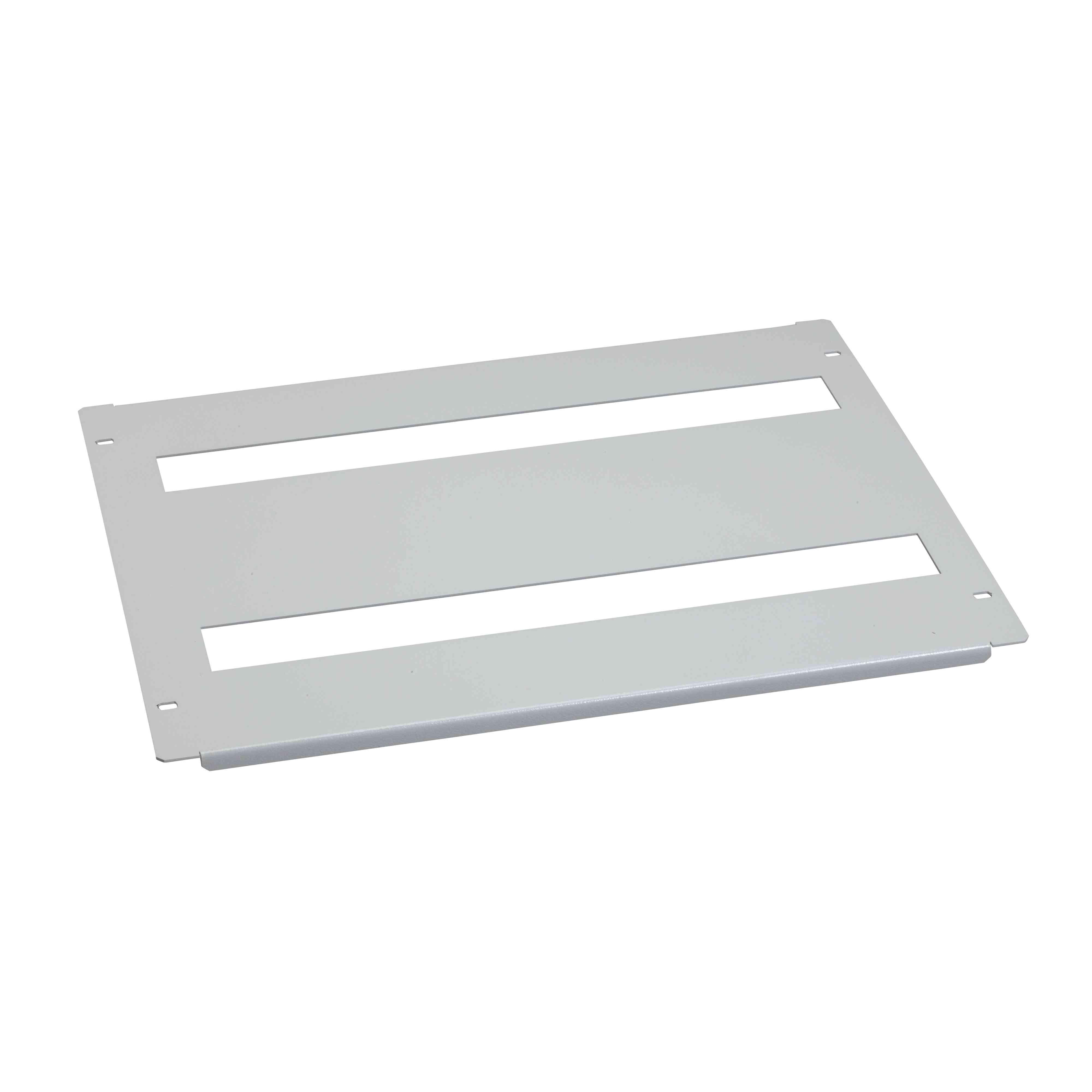 Izrezana pokrivna plošča Spacial SF/SM - 150 x 800 mm - pritrditev z vijaki