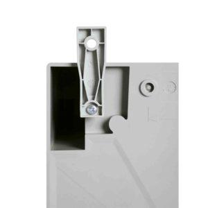Komplet 4 poliamidnih držal za stensko montažo za PLM32