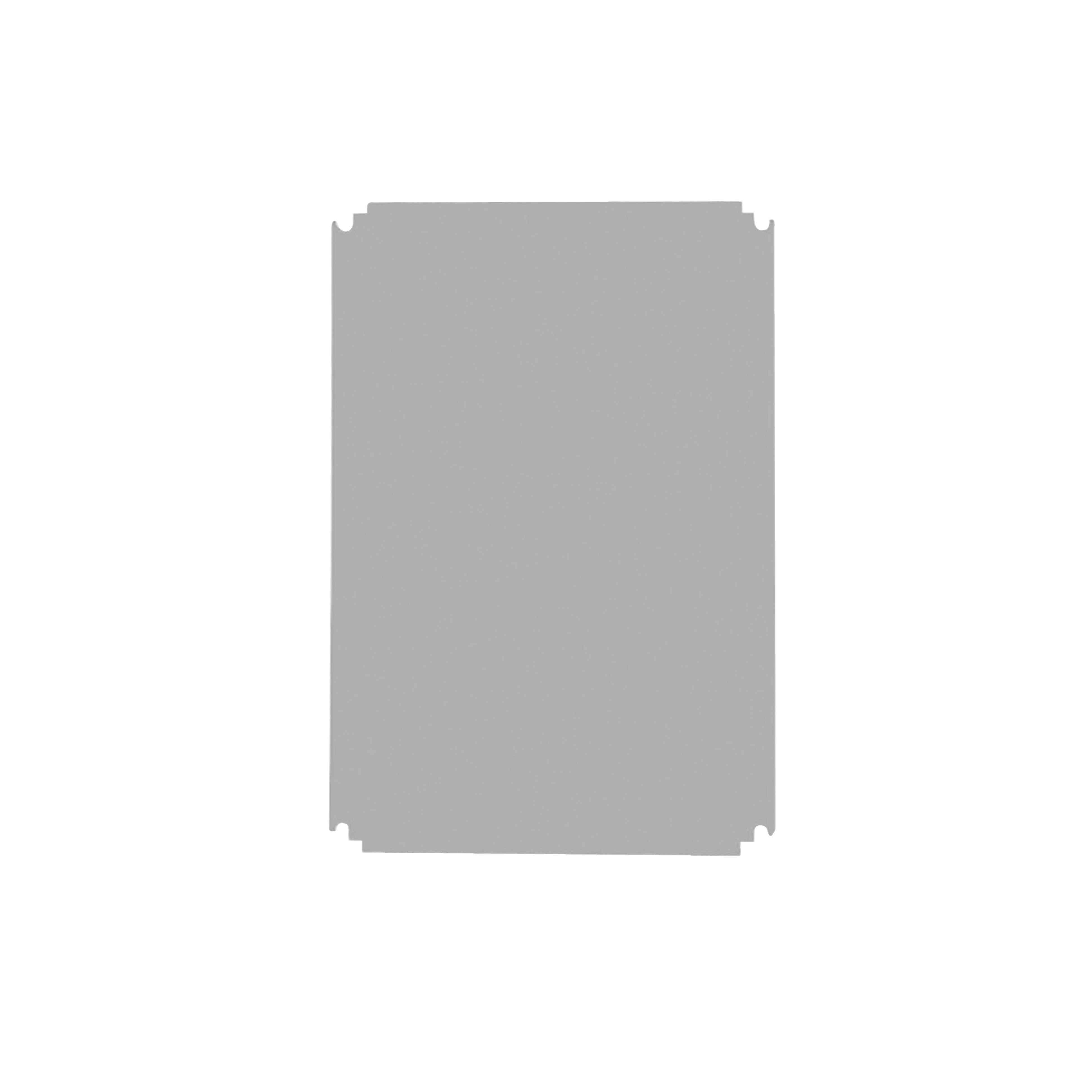 Izolacijska poliestrska montažna plošča za omaro PLS 27 x 27 cm