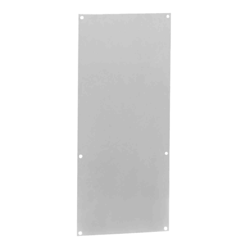 Poliestrska stranica za omaro PLA V 500 x G 320 mm
