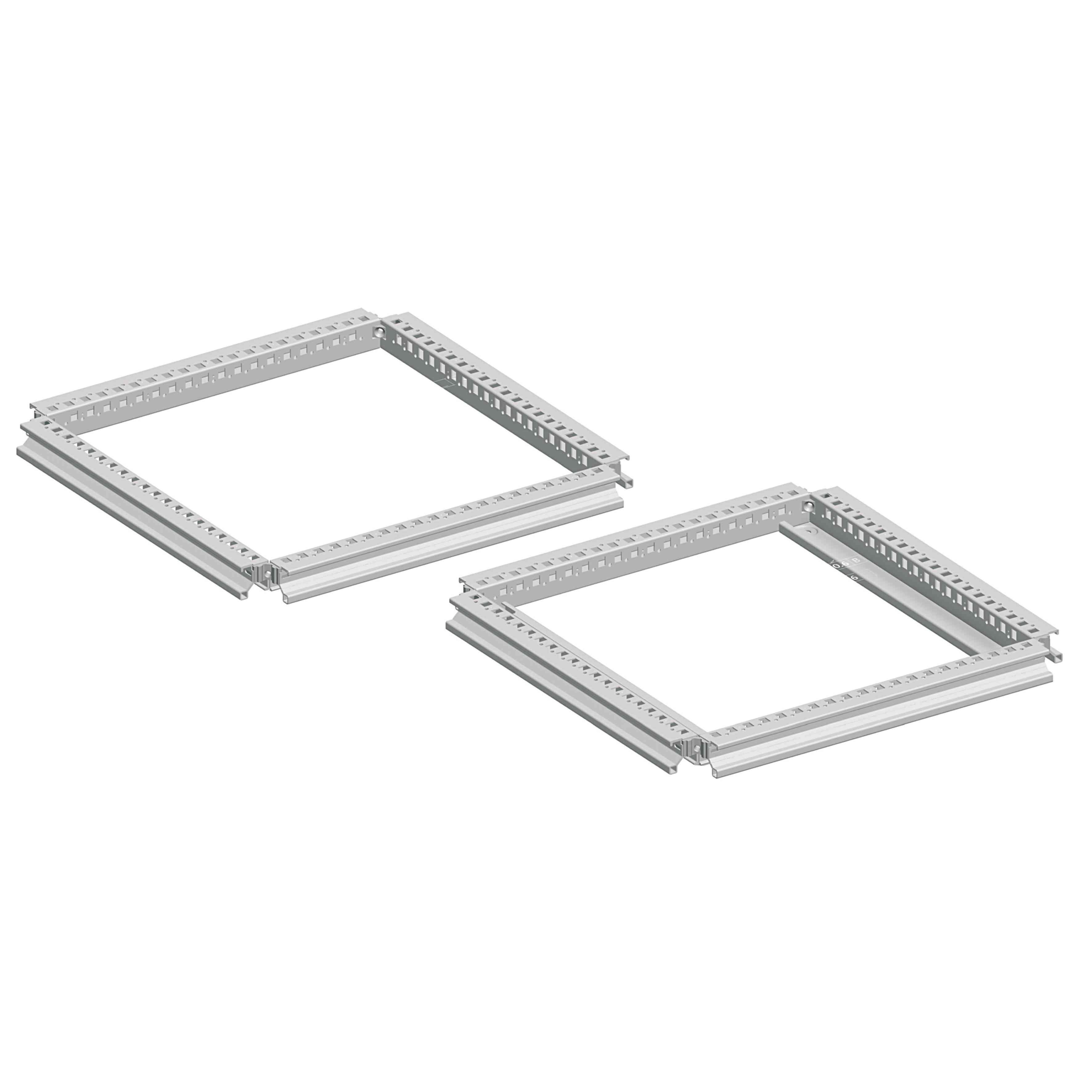Spacial SF spodnji in zgornji okvir - 1200 x 500 mm
