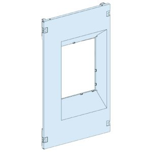 Prednja plošča za navpični fiksni NS1600, 3P or 4P, Š = 400 mm