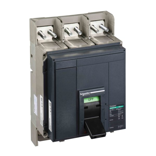 Ločilno stikalo Compact NS800 NA - 800 A - 3 poli