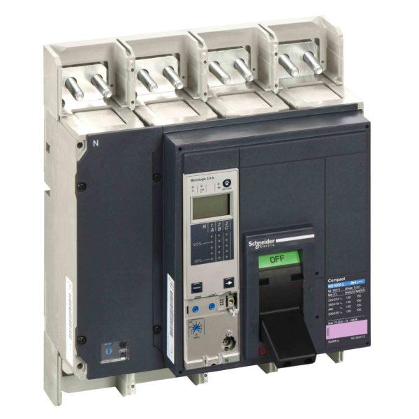 Odklopnik Compact NS1000L - Micrologic 2.0 A - 1000 A - 4 poli 4t