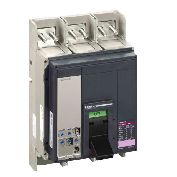 Odklopnik Compact NS1000H - Micrologic 5.0 - 1000 A - 3 poli 3t