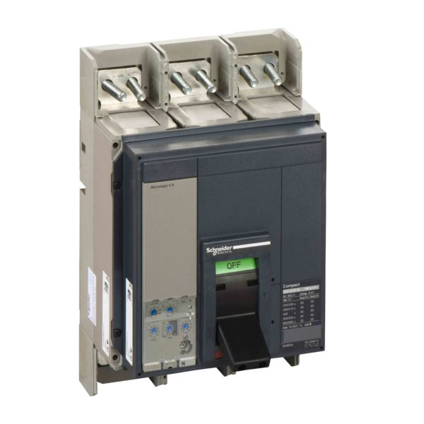 Odklopnik Compact NS1250N - Micrologic 5.0 - 1250 A - 3 poli 3t