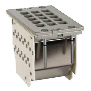 Varnostna zaslonka - 4 poli - za Compact NS630b do 1600
