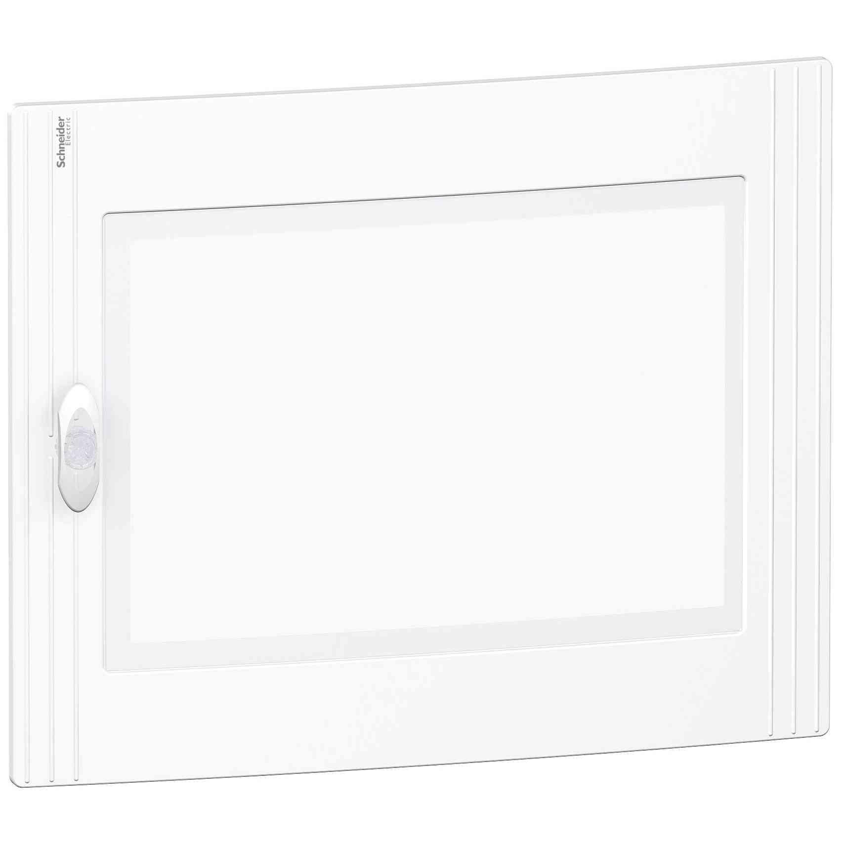 Prosojna vrata Pragma - za omaro - 2 x 24 modulov