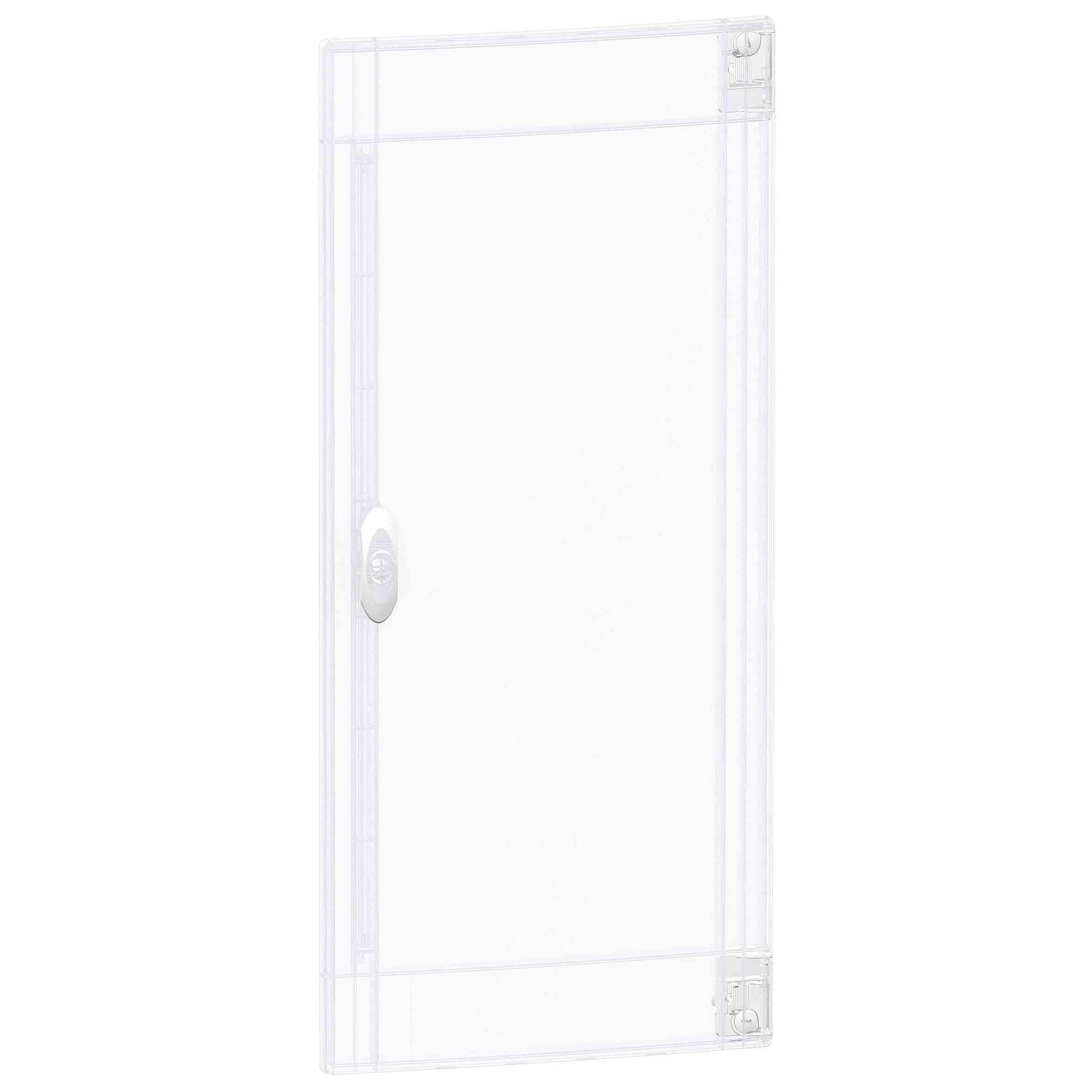 Prosojna vrata Pragma - za omaro - 3 x 13 modulov