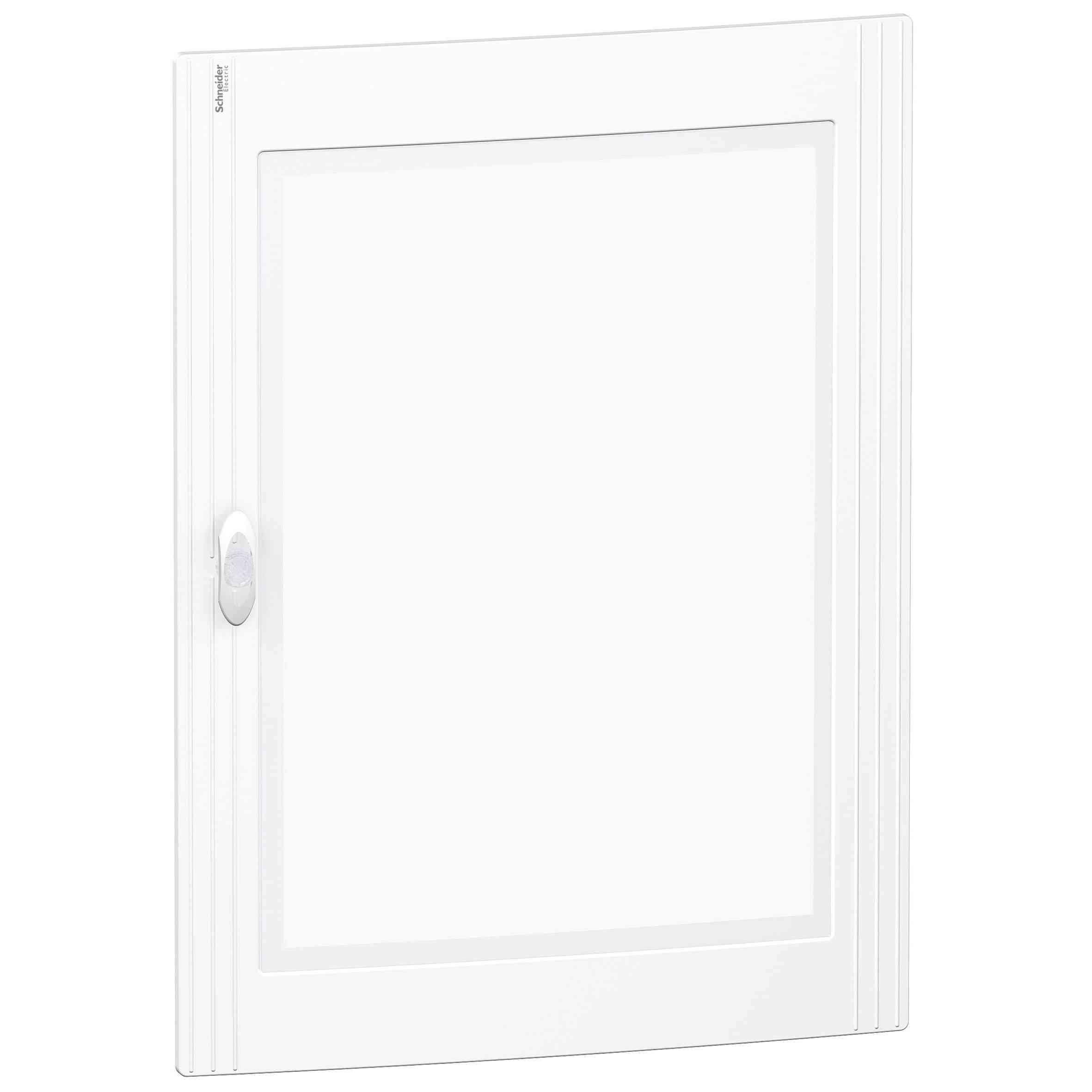 Prosojna vrata Pragma - za omaro - 4 x 24 modulov