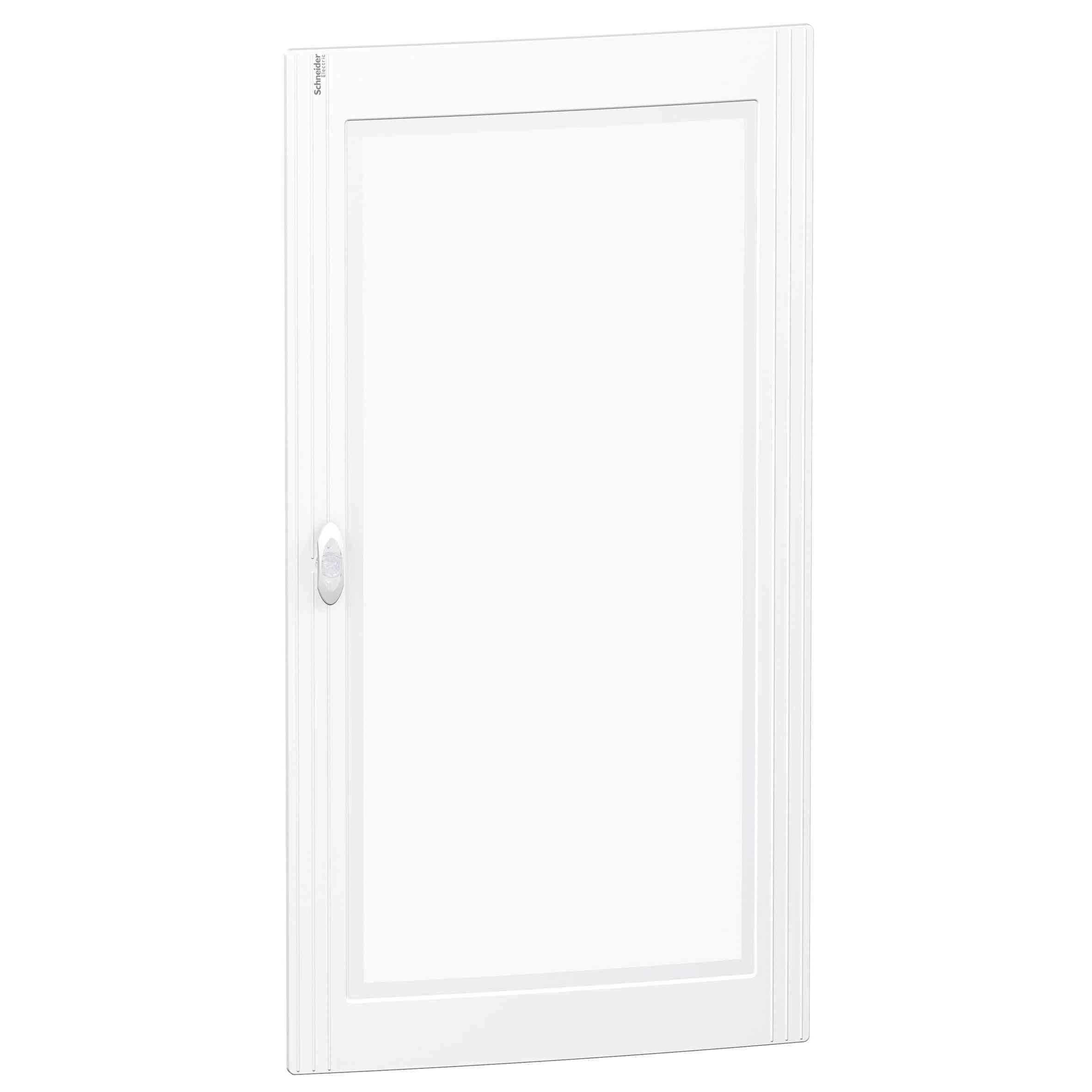 Prosojna vrata Pragma - za omaro - 6 x 24 modulov