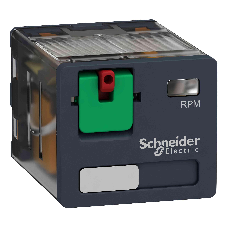 Električni vtični rele - Zelio RPM - 3 C/O - 230 V AC - 15 A