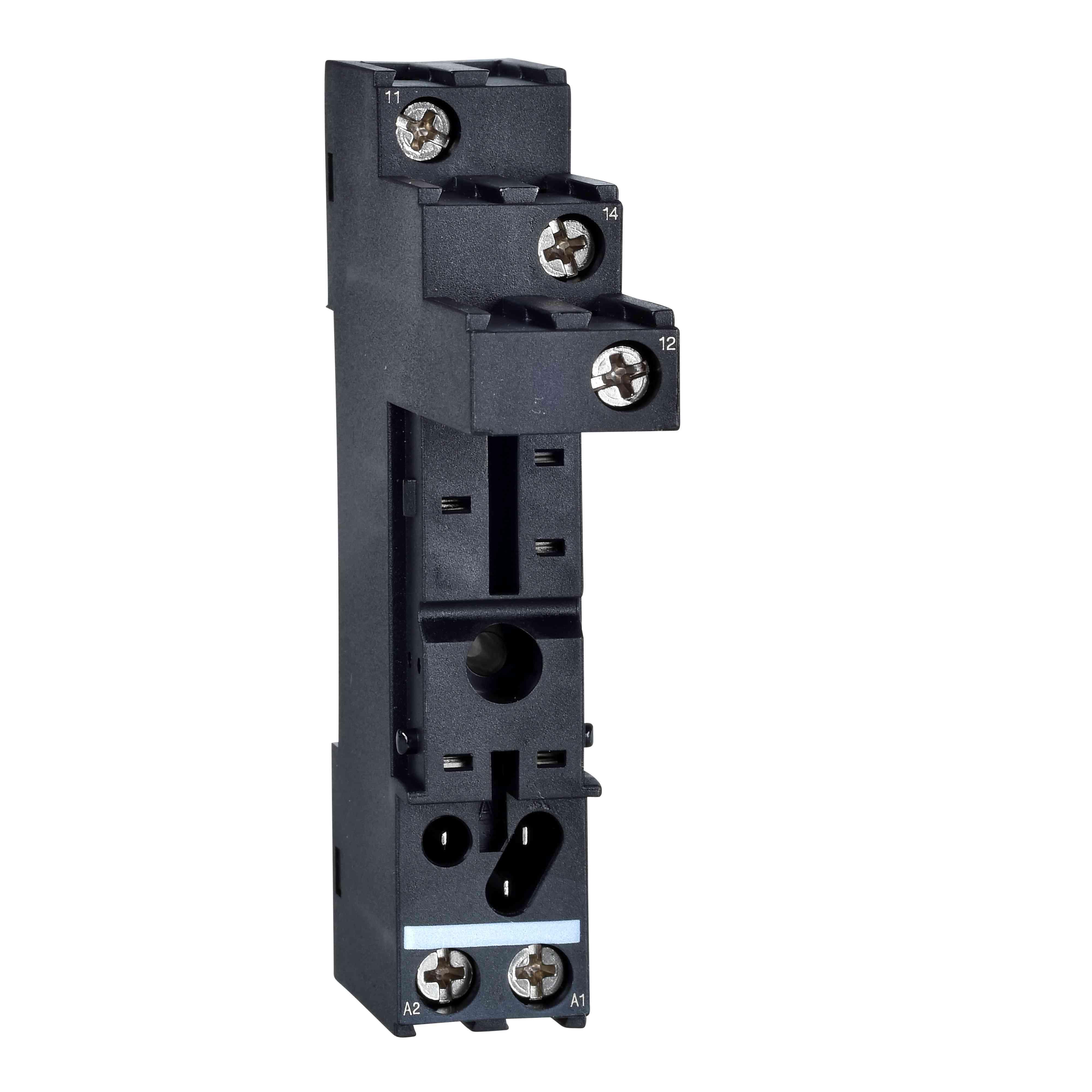 Vtičnica RSZ - ločen kontakt - < 250 V AC - vijačni priključek